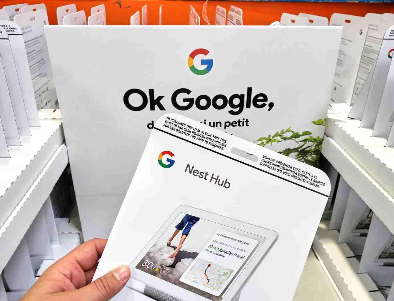 Google Nest (Adobe Stock)