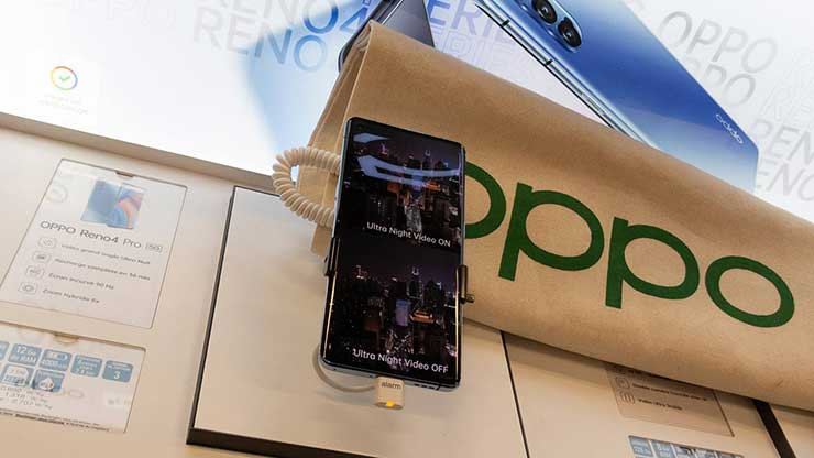 Oppo nuovo tablet Android