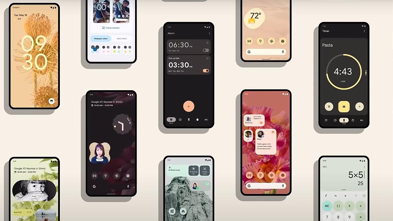 Android 12 uscita ufficiale