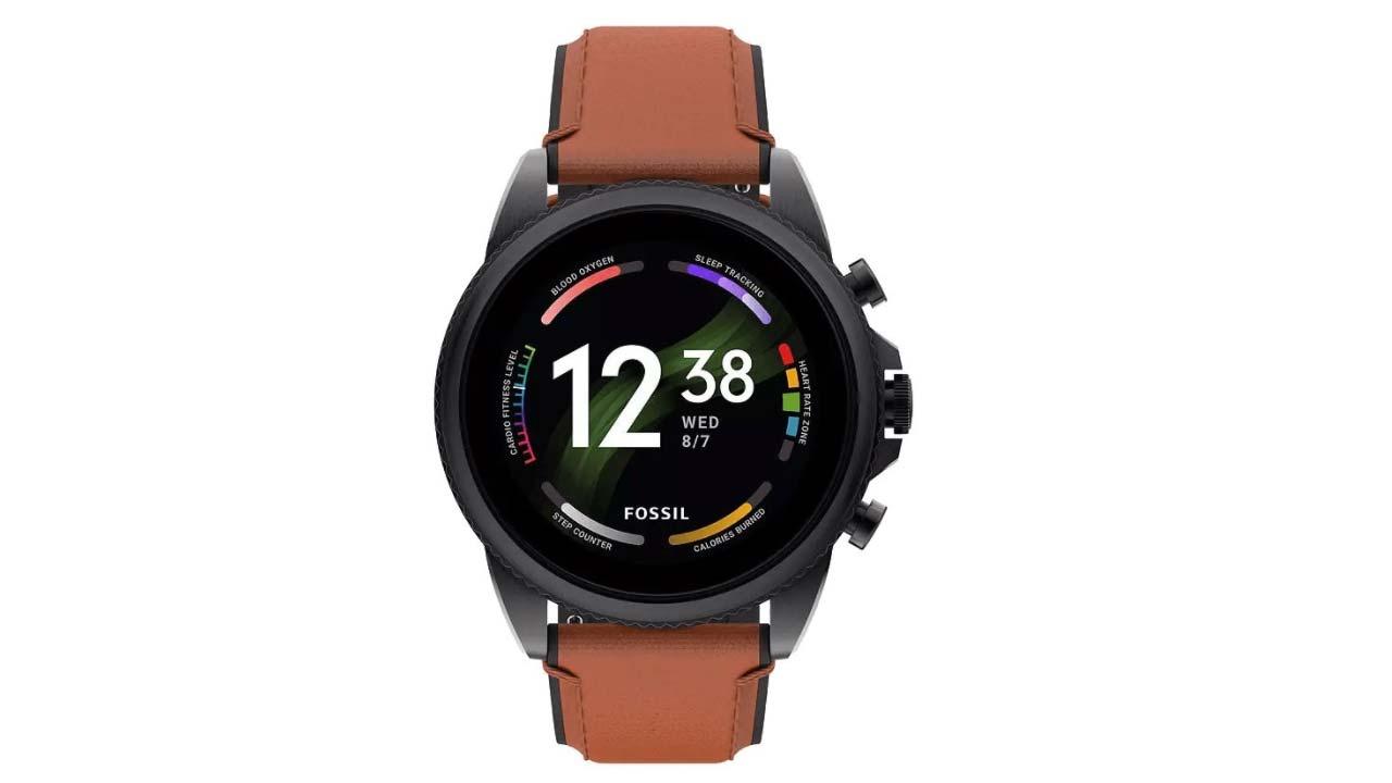 Fossil nuovi smartwatch WearOS