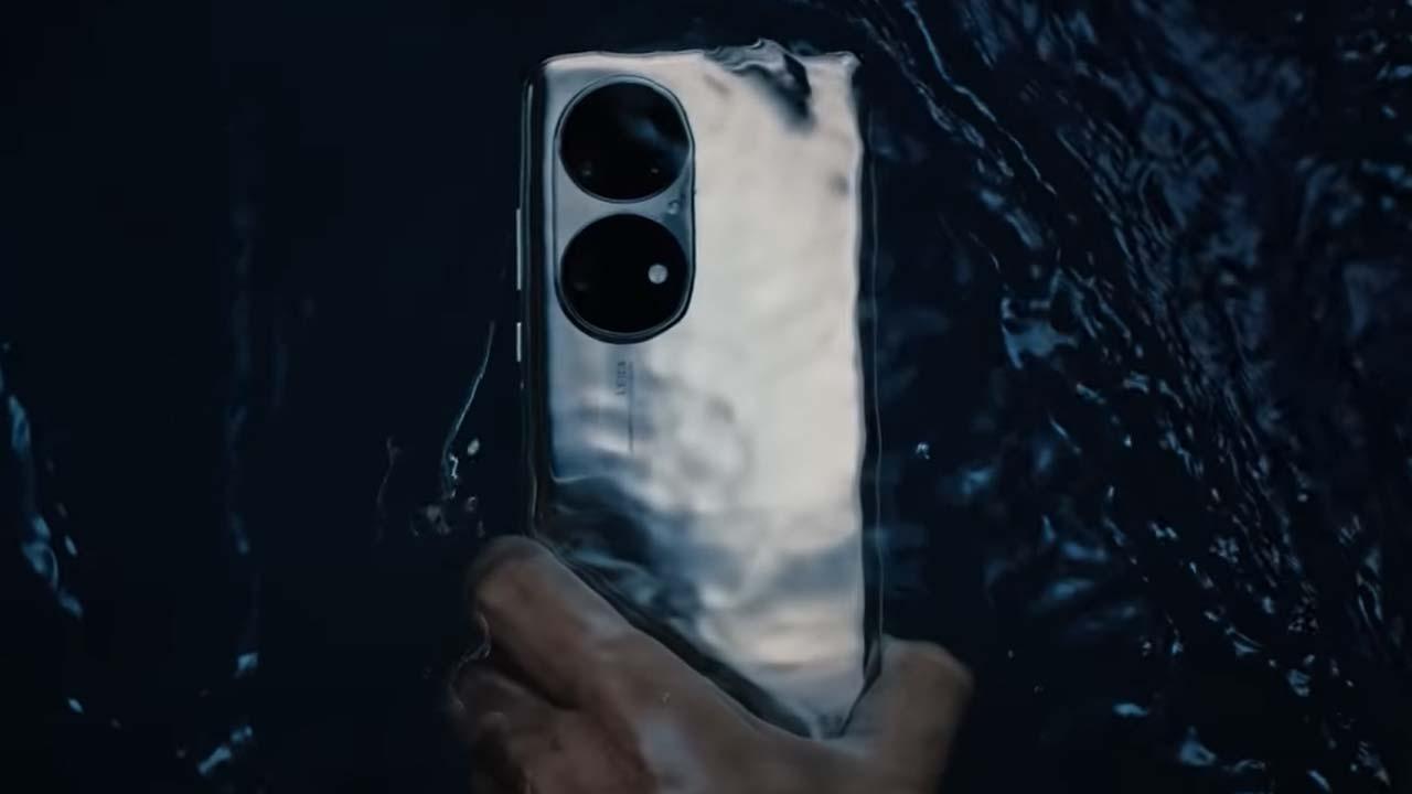 Huawei fotocamera smartphone apertura variabile