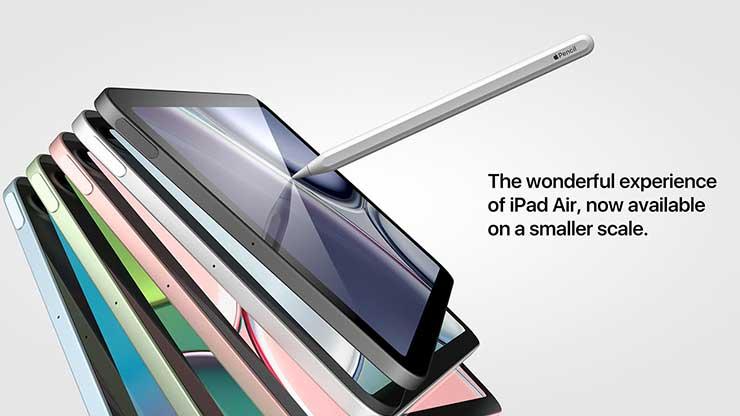 iPad Mini 6 immagini nuovo tablet Apple