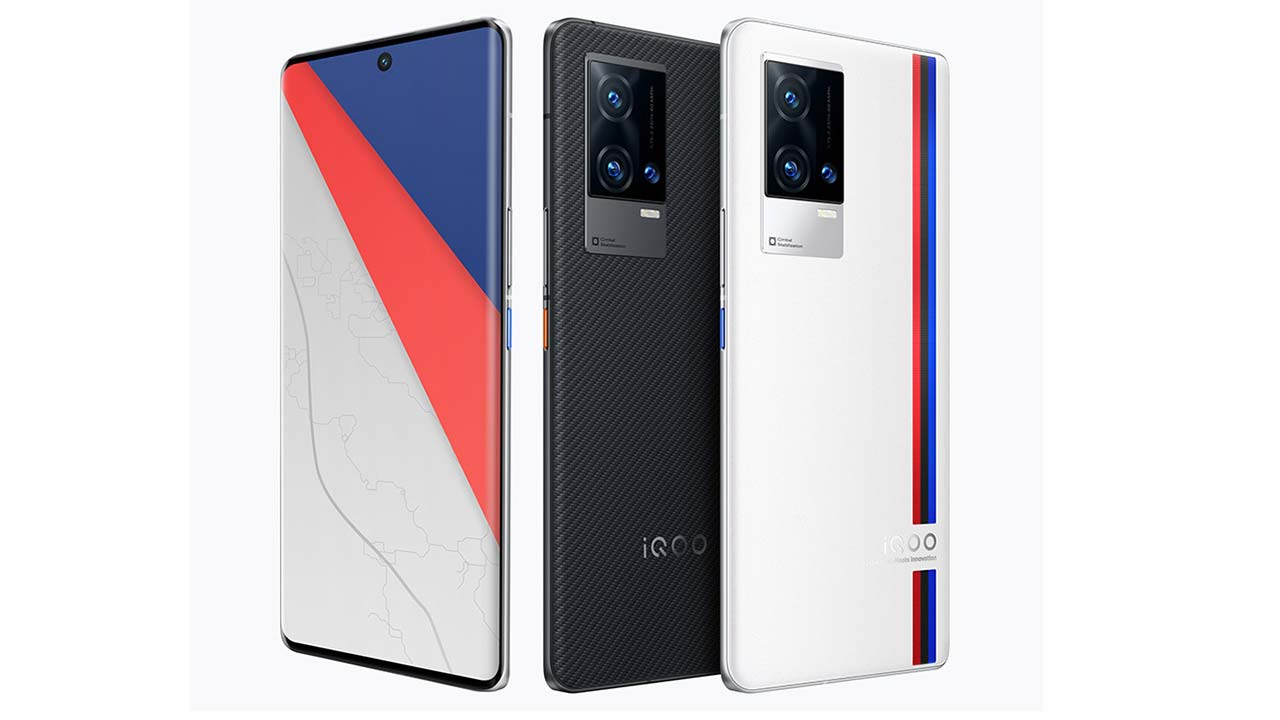 iQOO smartphone Android potenti
