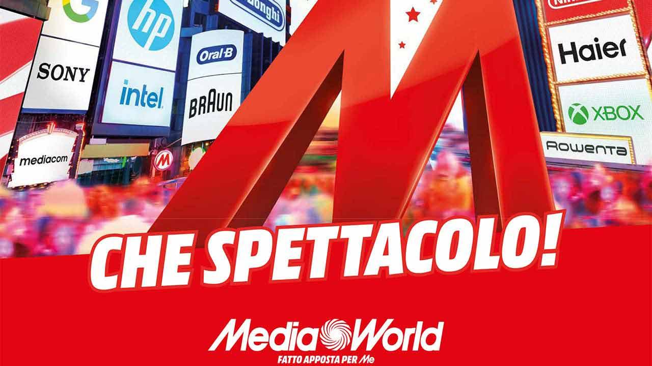 Offerte MediaWorld MegaSconti agosto 2021