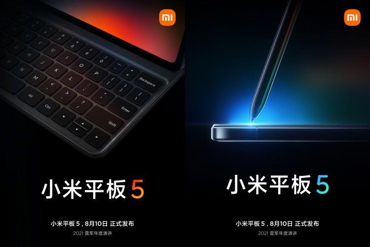 Mi Pad 5 accessori tablet Xiaomi