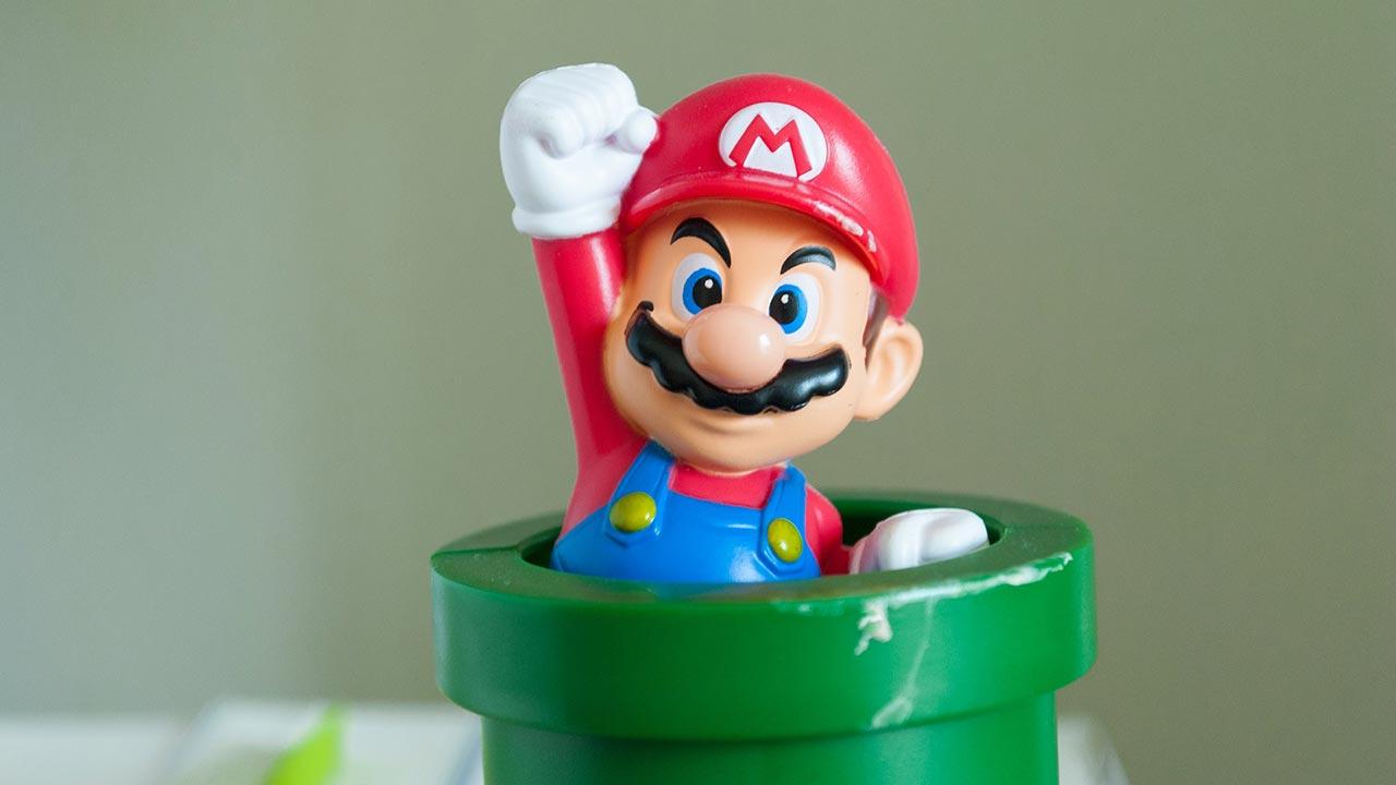 Super Mario Bros valore retrogaming