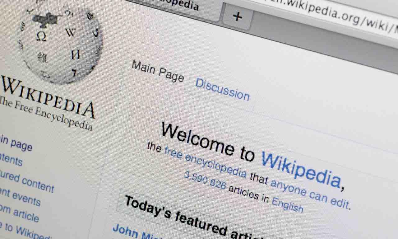 Wikipedia atti vandalici svastica