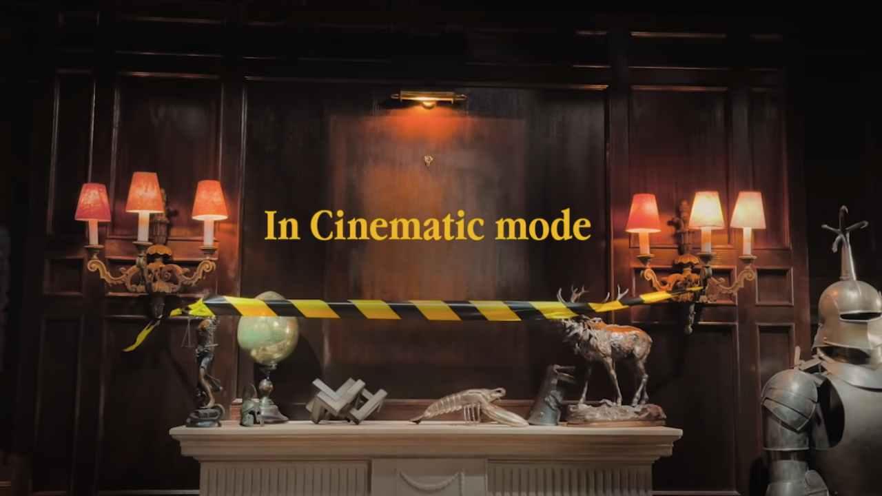 cinematic mode