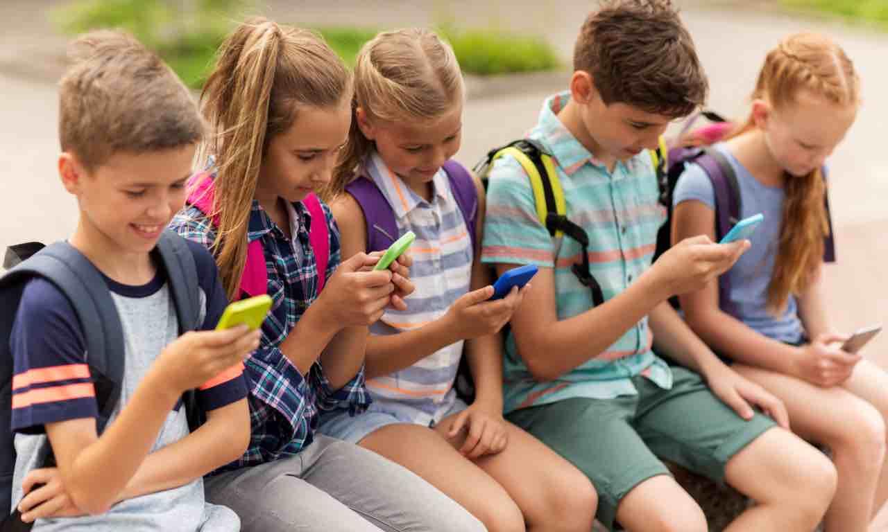 smartphone età media