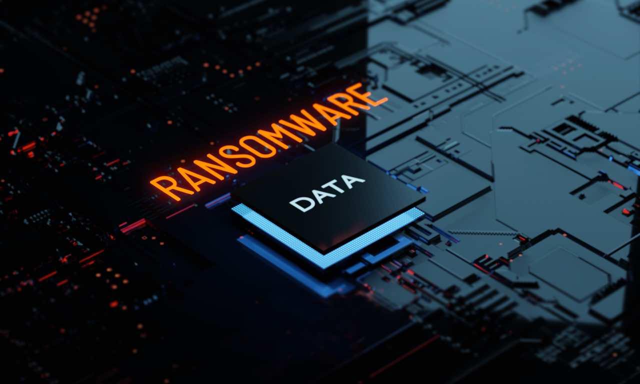 ransomware azienda