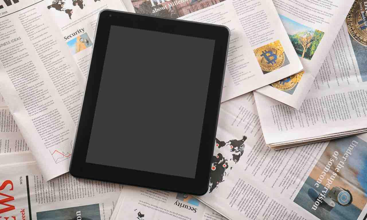 iPad abbonamento quotidiano