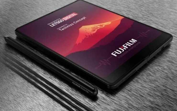 fujifilm foldable