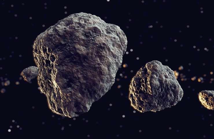 meteorite navicella nasa