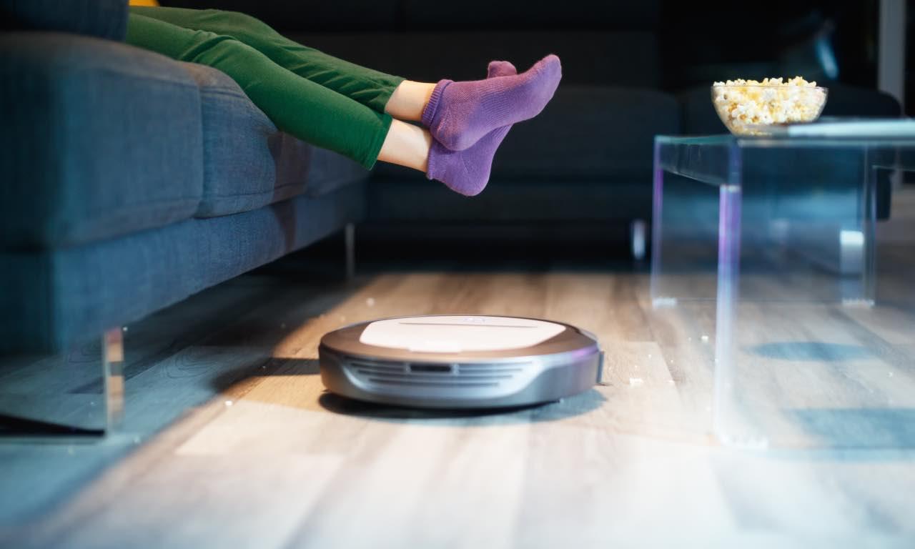 dyson robot pulizie