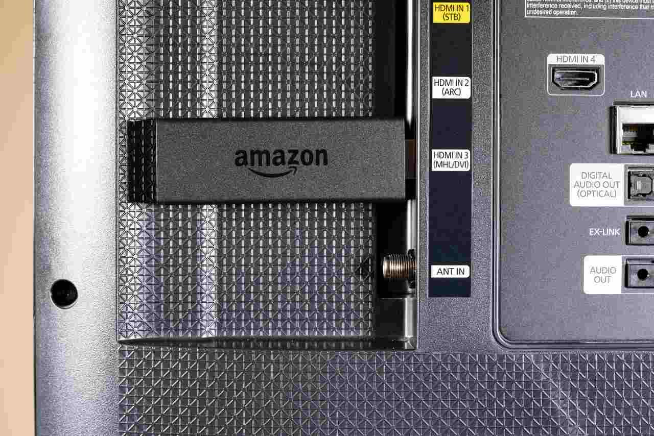 Amazon Fire Stick (Adobe Stock)