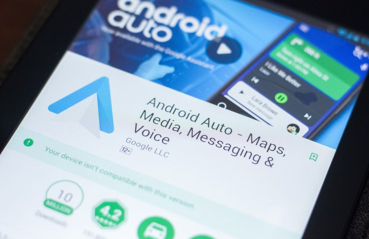 Android Auto for Phone Screens (Adobe Stock)