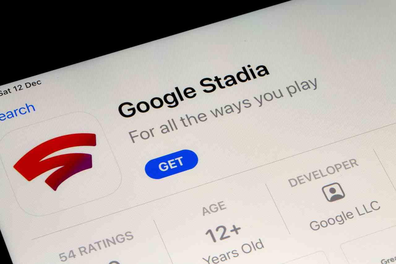 App per Google Stadia (Adobe Stock)