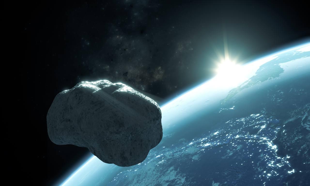Asteroide (Adobe Stock)
