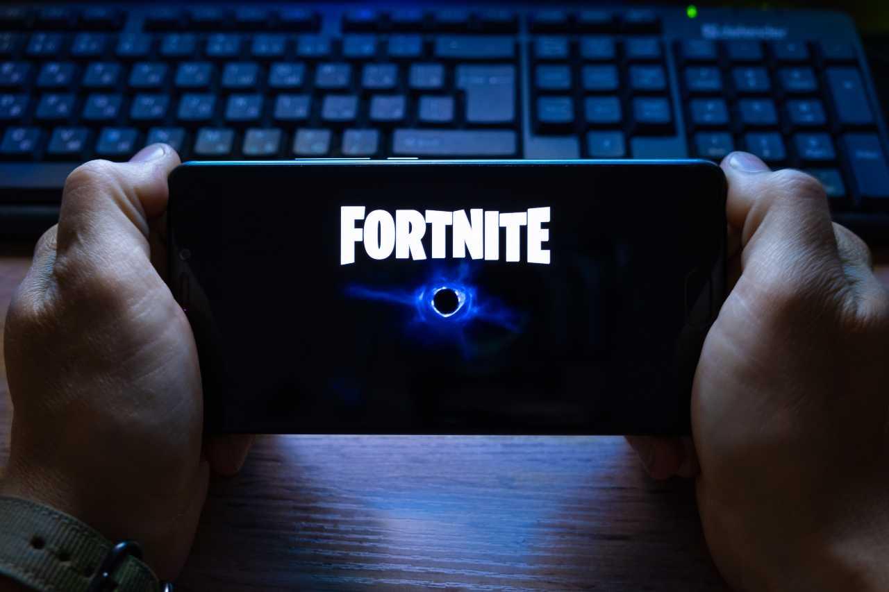 Fortnite, popolare gioco di Epic Games (Adobe Stock)