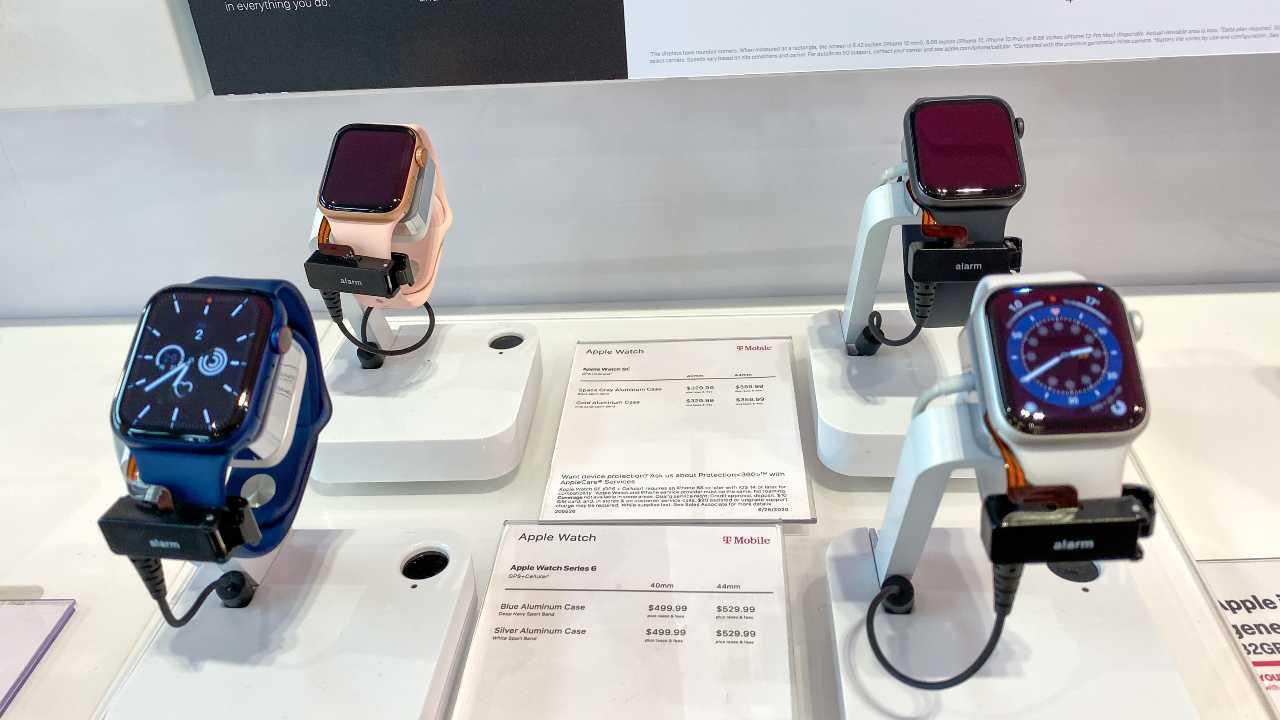 Galaxy Watch 4 (Adobe Stock)