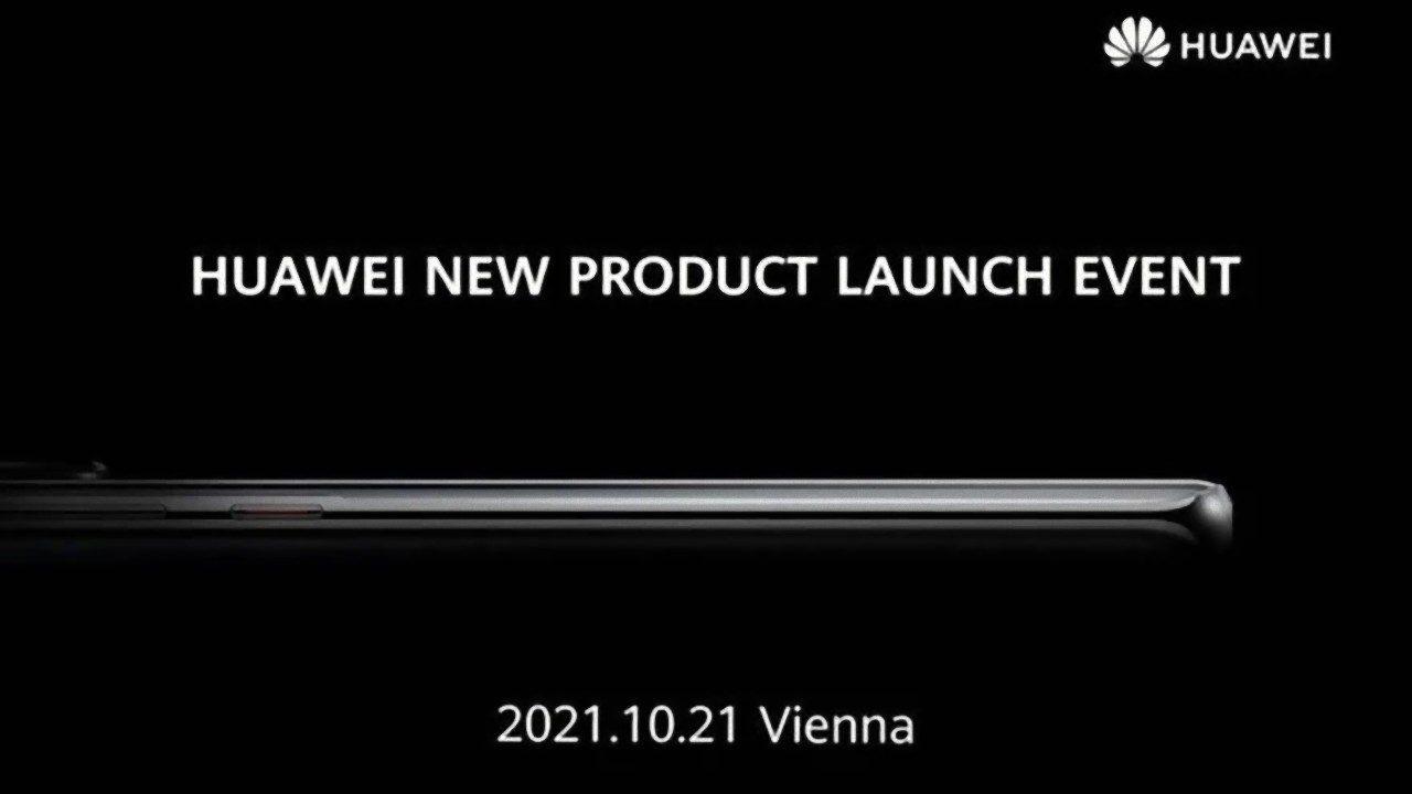 Huawei Evento Vienna 21 ottobre 2021