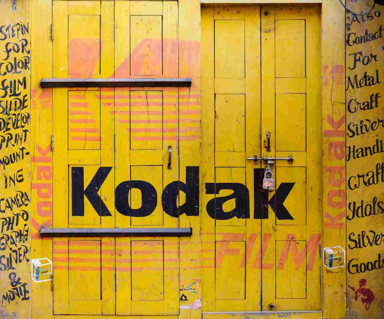 Kodak (Adobe Stock)
