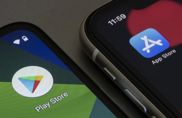Pay Store e App Store (Adobe Stock)