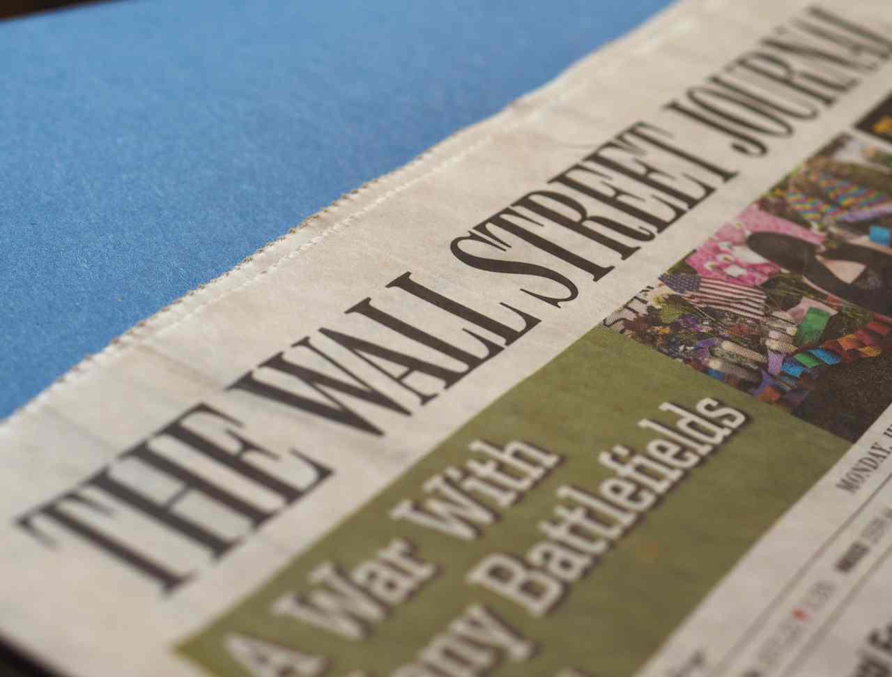 The Wall Street Journal (Adobe Stock)