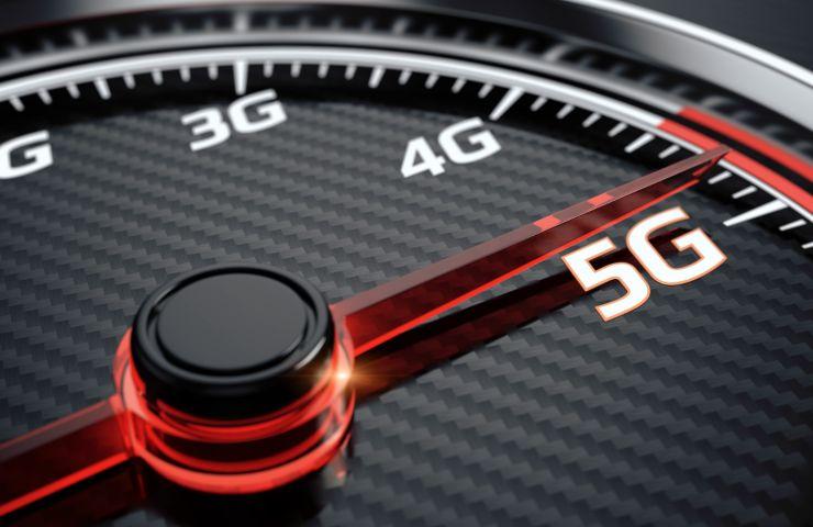 Tim 5G ON Hi-Speed meter (Adobe Stock)