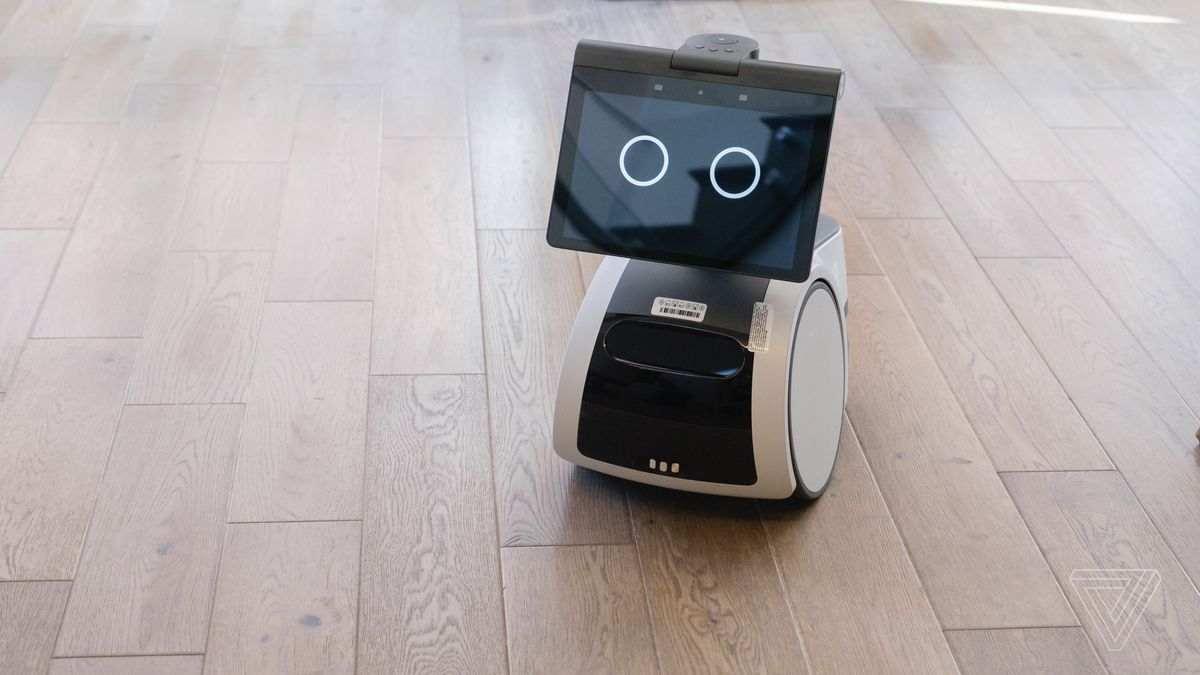 Astro, l'ultimo robot lanciato da Amazon nell'evento annuale hardware (Amazon)