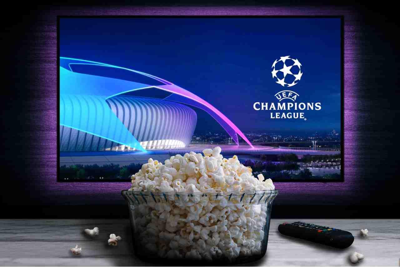 Champions League su Prime Video: si parte dal 15 settembre (Adobe Stock)