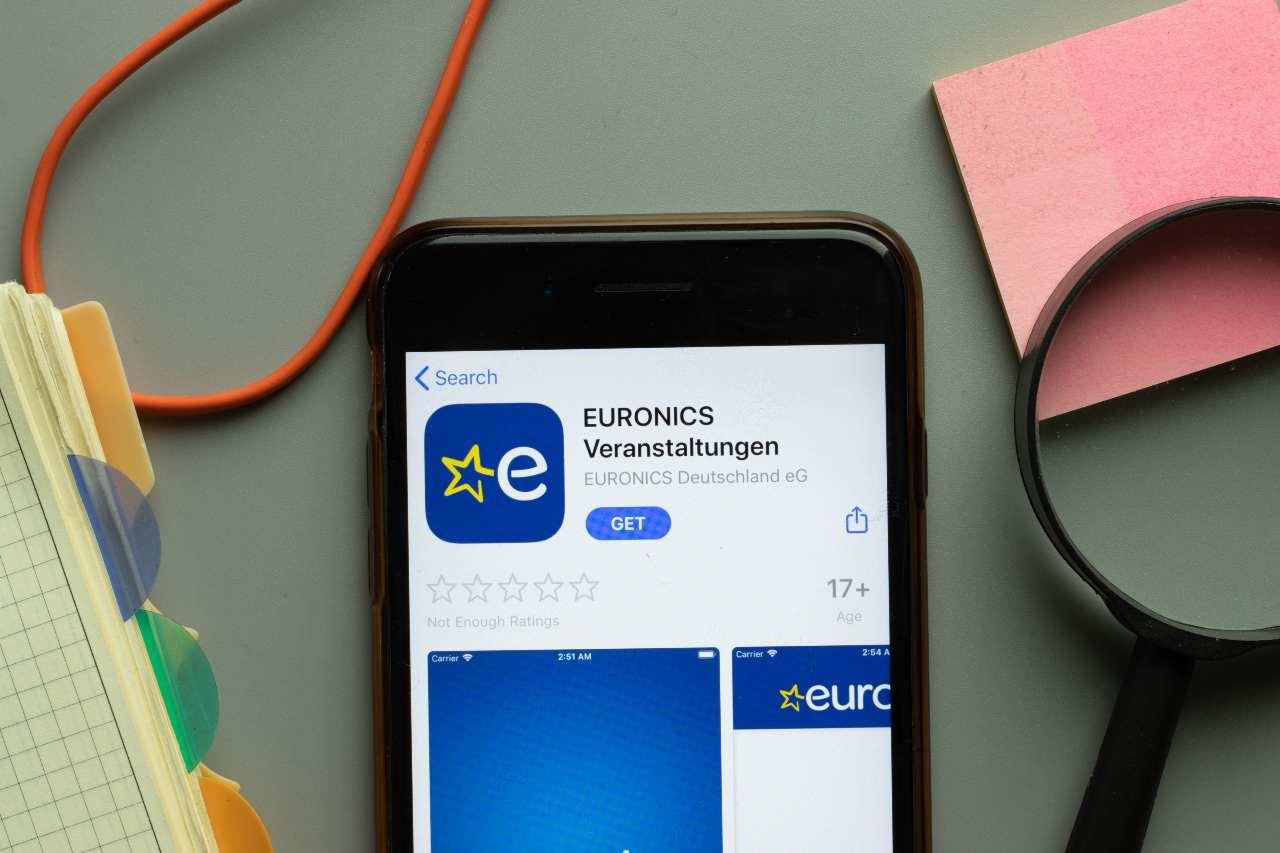Euronics: la sede è ad Amsterdam. L'ultimo volantino scaricabile (Adobe Stock)