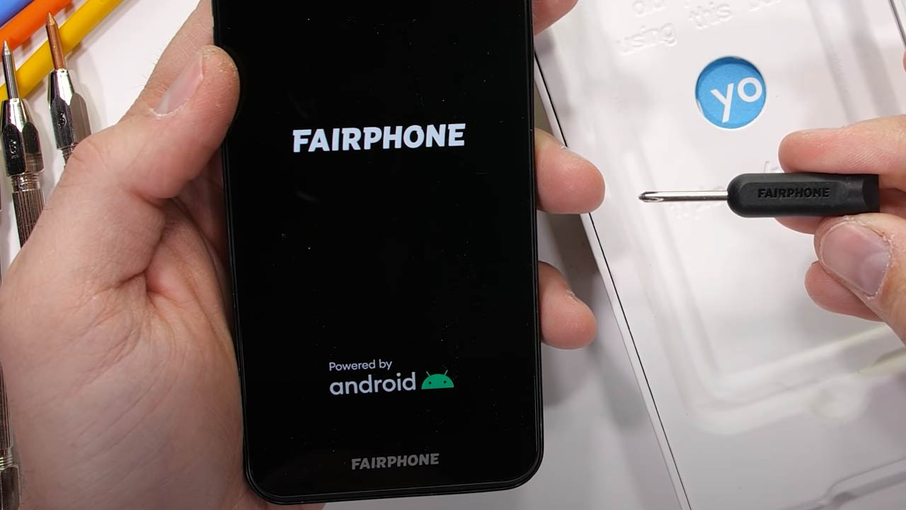 Nuovo smartphone Fairphone