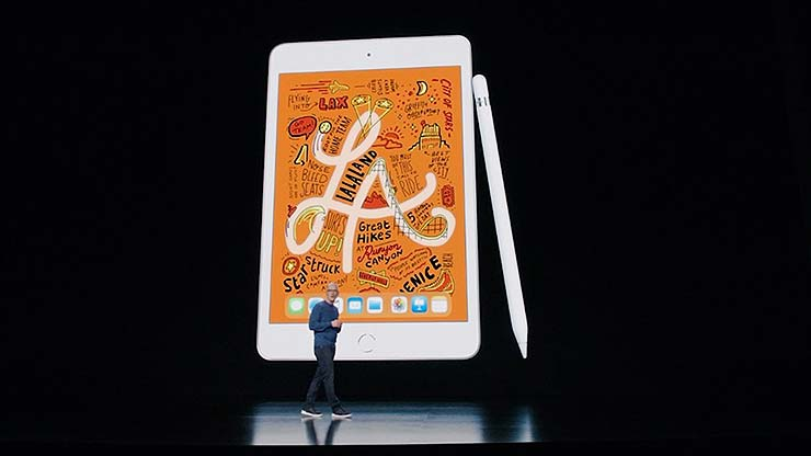Evento Apple 2021 nuovi iPad