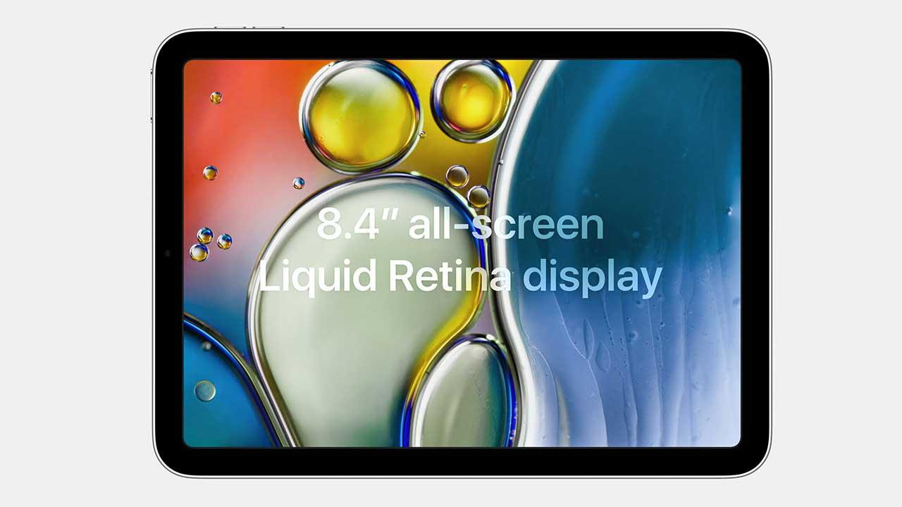 iPad Mini 6 problema display jelly scrolling