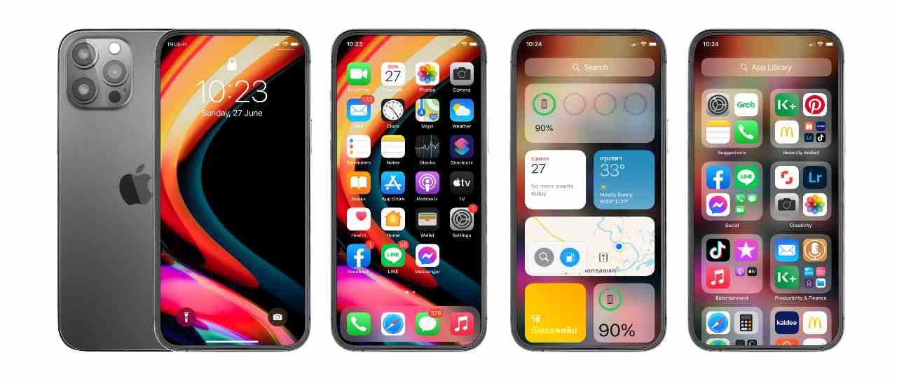 Apple, gli iPhone 13 e un evento di lancio online (Adobe Stock)