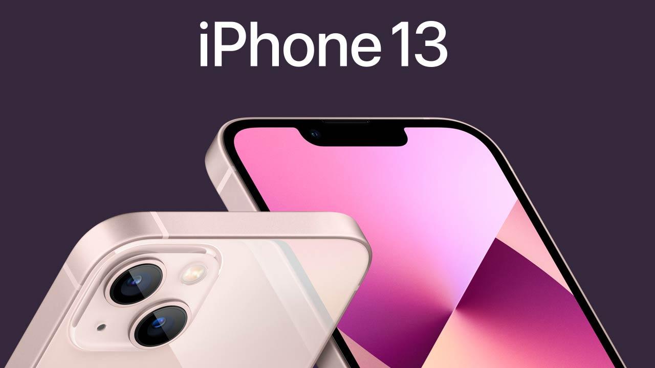 Preordinare iPhone 13 Vodafone