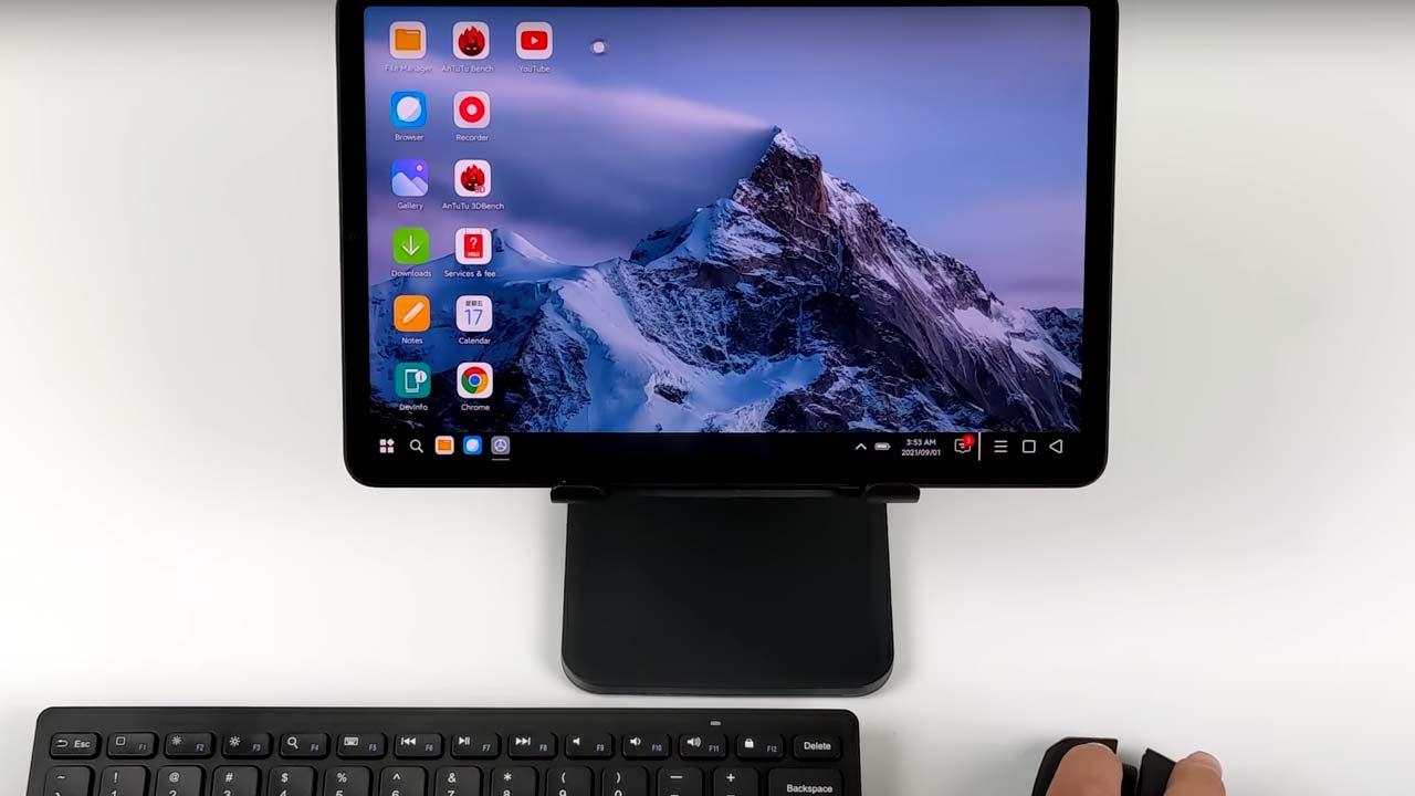 Come funziona modalità desktop Xiaomi