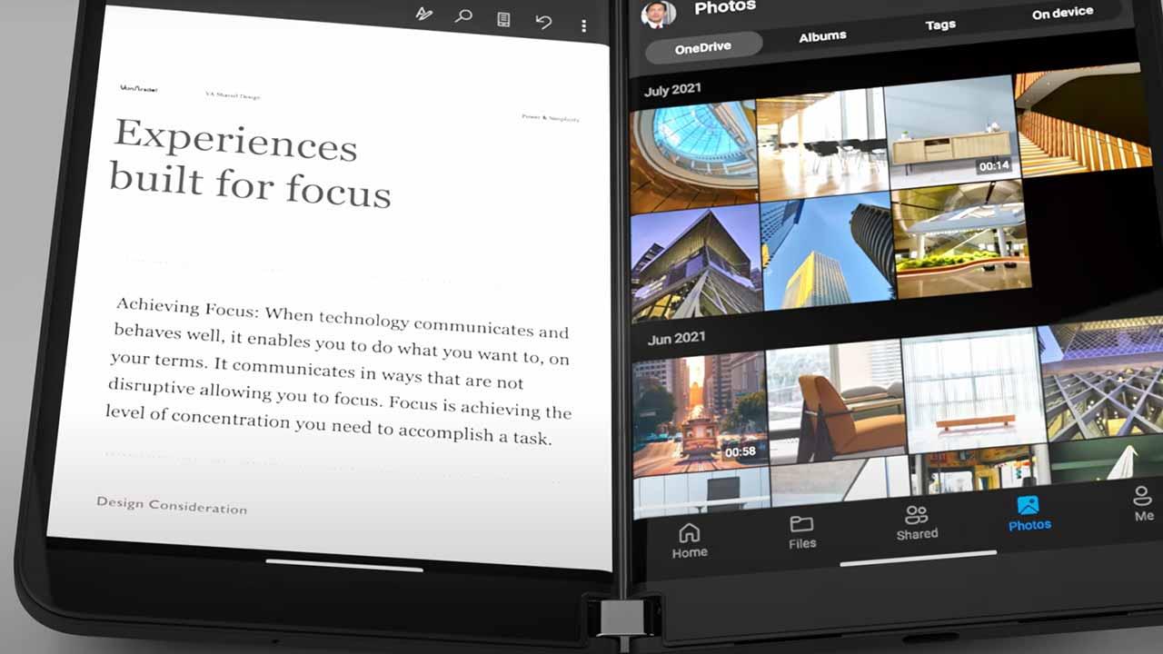 Surface Duo 2 nuovo smartphone Microsoft