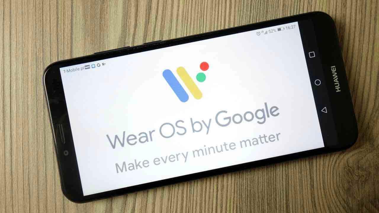 Wear OS 3 bug Google