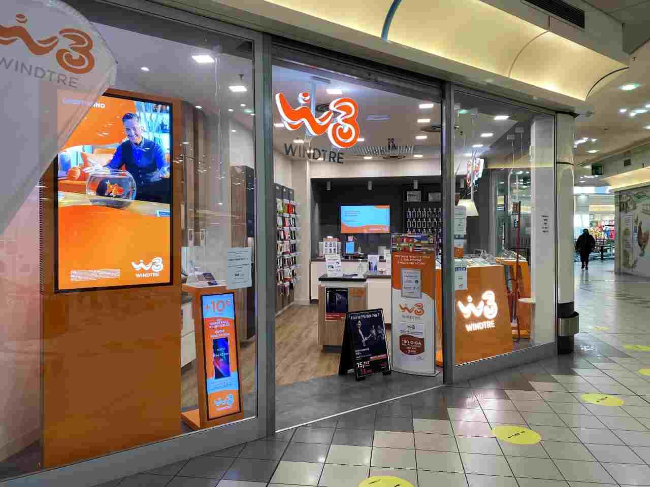 WindTre seconda soltanto dietro Vodafone (Adobe Stock)
