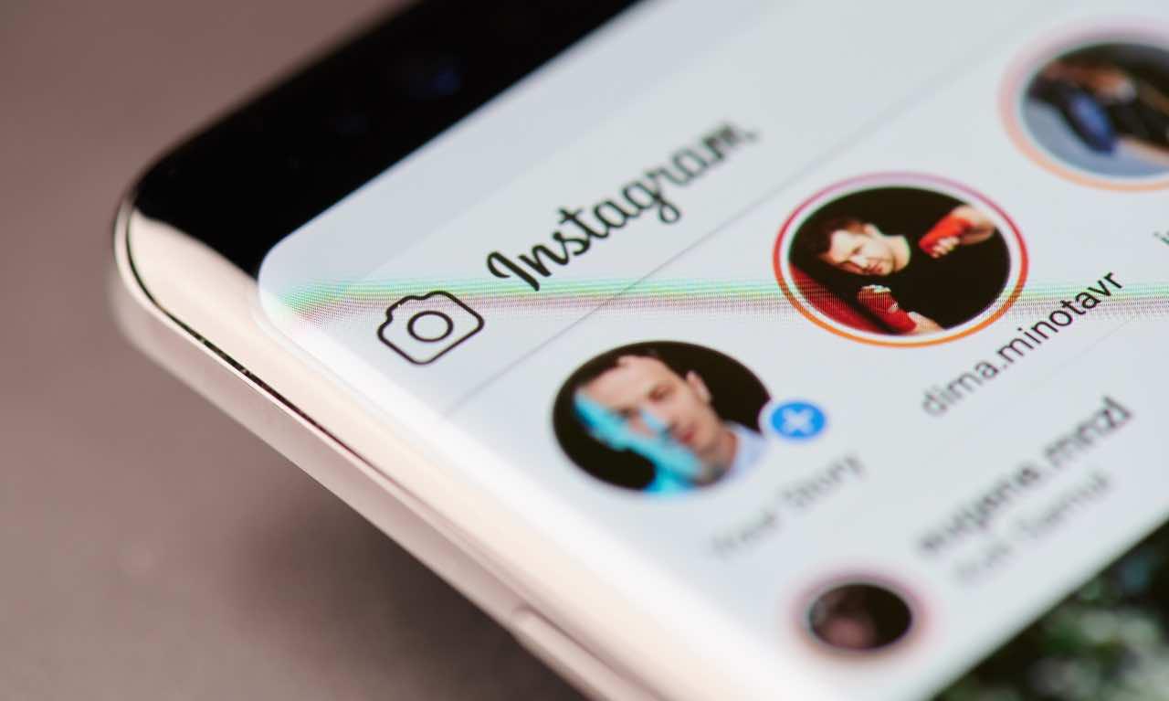 Instagram aggiornamento chat di gruppo Messenger