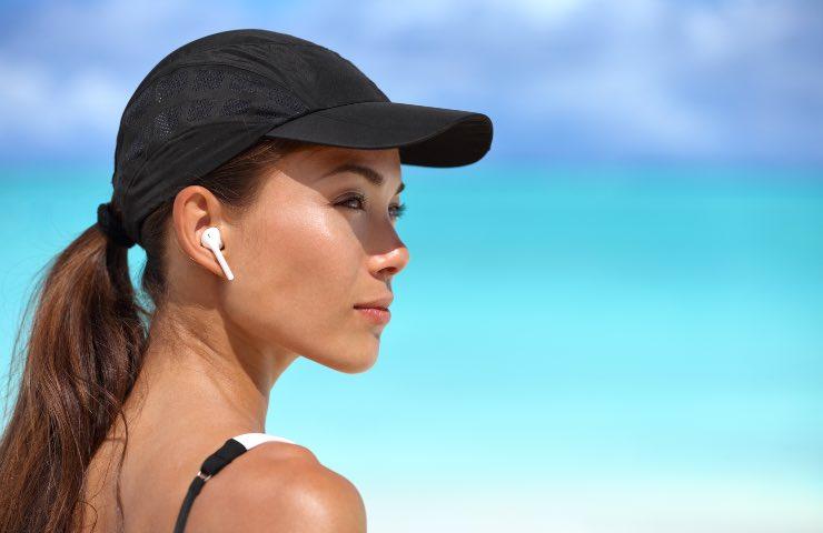 auricolari orecchie
