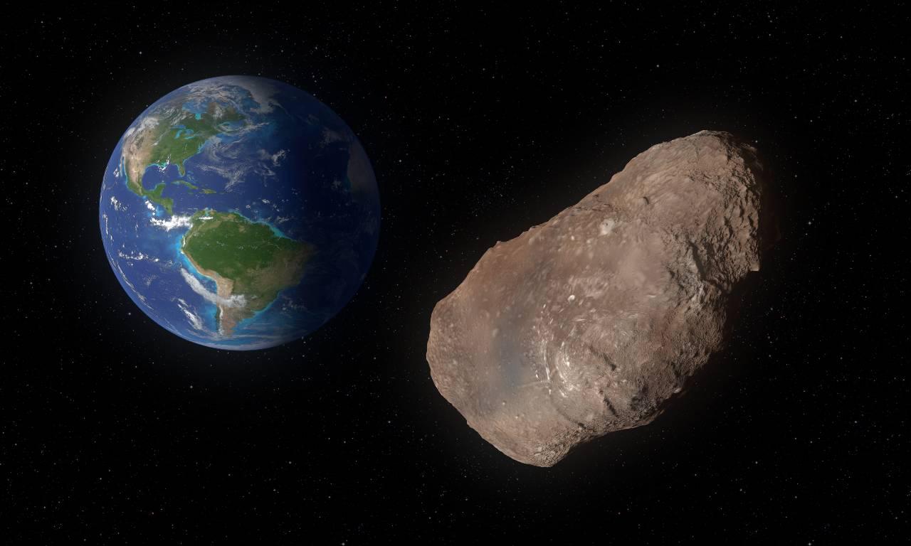 L'asteroide Apophis passerà vicino alla Terra nel 2029 (Adobe Stock)