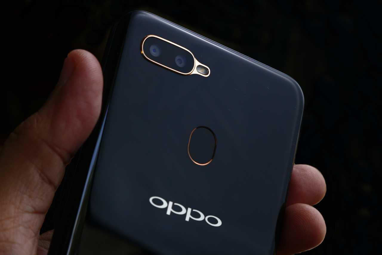 Smartphone Oppo (Adobe Stock)