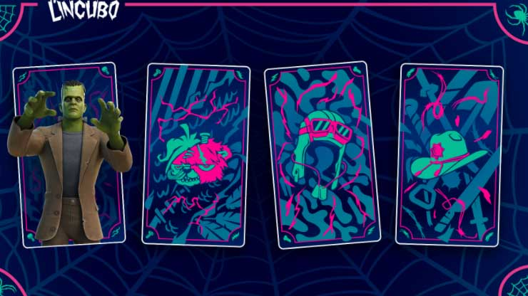 Fortnite evento Halloween nuove skin