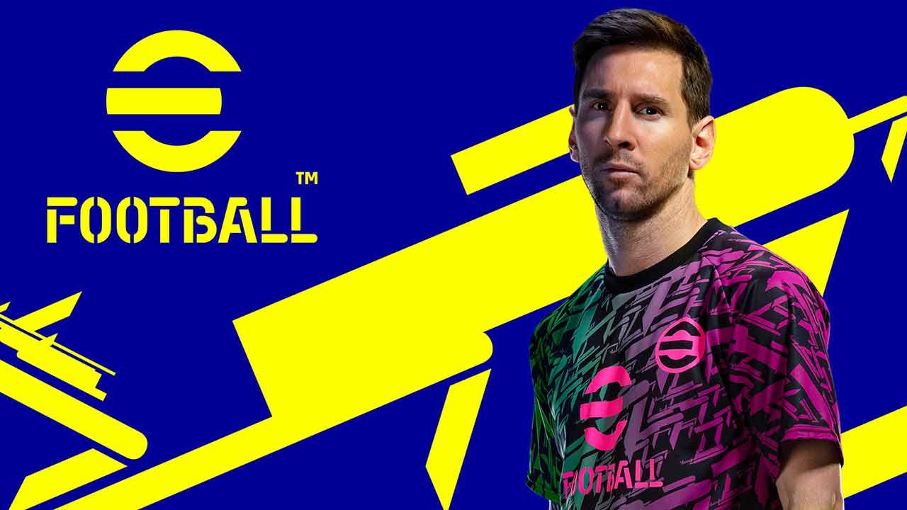 eFootball 2022 bug patch risolutiva