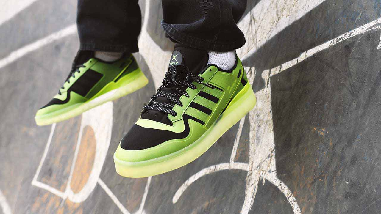 sneaker Adidas Xbox